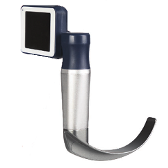 Portable Video Laryngoscope