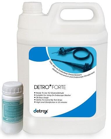 Disinfectant, Detrox Detro Forte