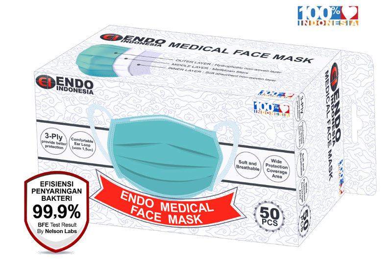 ENDO Medical Face Mask