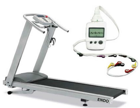ENDO Exercise ECG Test + Treadmill